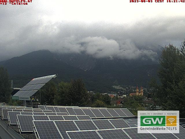 Telfs Live Cam, Austria